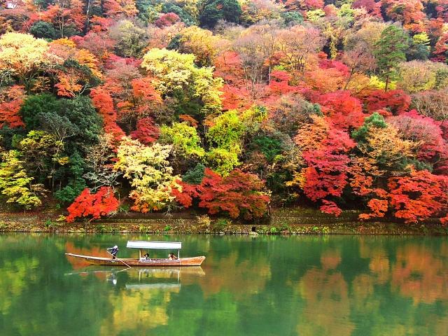 arashiyama kouyou