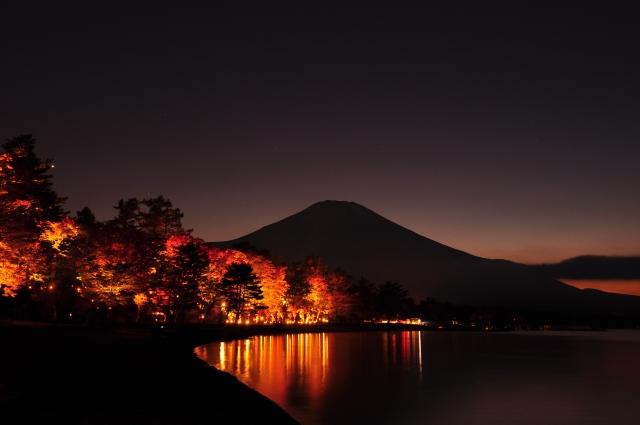 yamanakako kouyou
